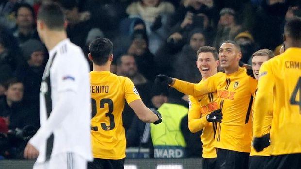 Statistik Mencengangkan Fase Grup Liga Champions