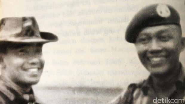 Brigjen Sarwo Edhie (Loreng) dan Kapten Feisal Tanjung 45b3c1c508