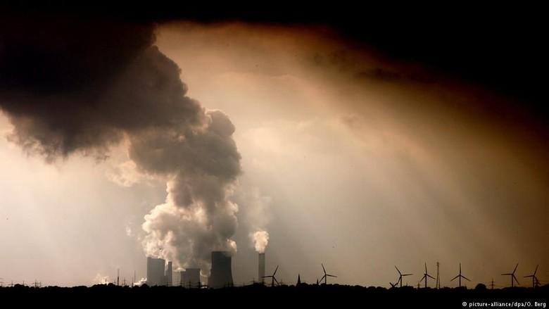 Jerman Tertinggal Jauh dalam Target Perlindungan Iklim