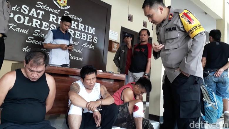 Kawanan Pembobol ATM Lintas Daerah Diringkus Polres Brebes