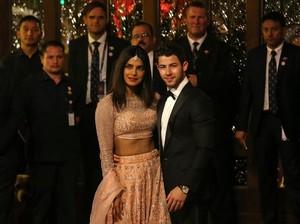 Pernikahan Anak Orang Terkaya Asia Bertabur Artis, Priyanka sampai Aishwarya