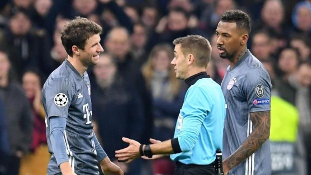 Bayern Munchen menjadi lawan berat Liverpool di Liga Champions.