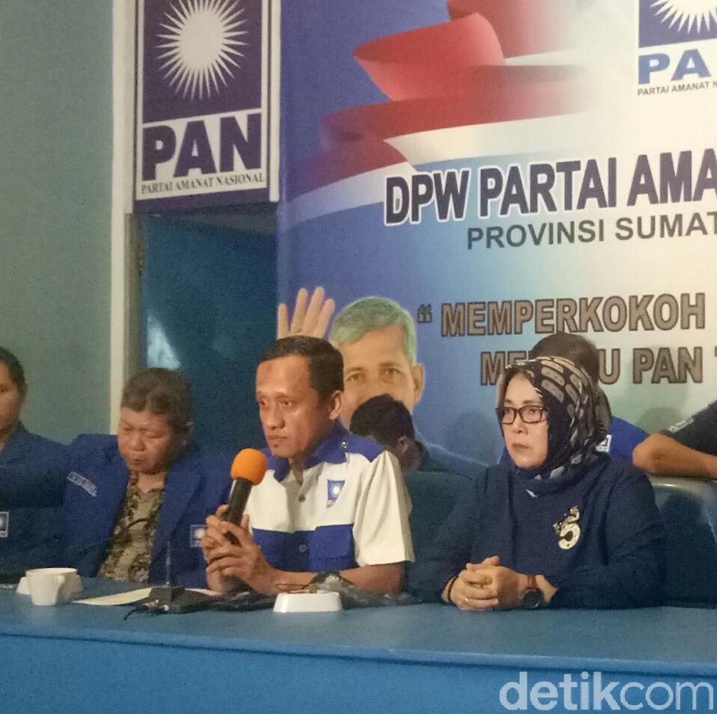 Elite PAN Sumsel: Isu Dukung Jokowi, Penggembosan Suara Prabowo