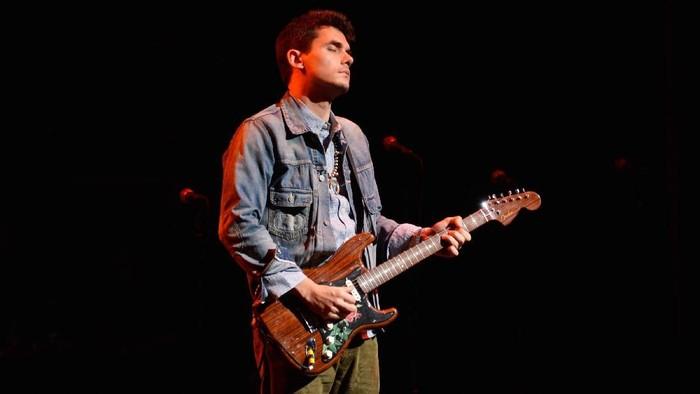Gaya hidup sehat John Mayer yang akan gelar konser di Jakarta tahun 2019. Foto: Mike Coppola/Getty Images