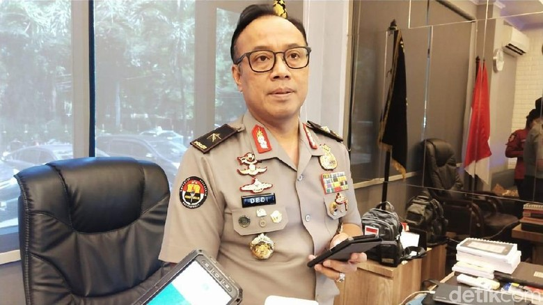 Polri Tepis Tudingan di Medsos soal Pasukan Buzzer Polisi Dukung Jokowi