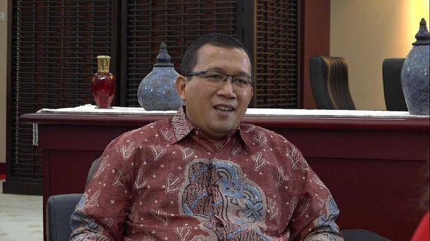 Haru Koesmahargyo dalam wawancara eksklusif dengan CNBC Indonesia