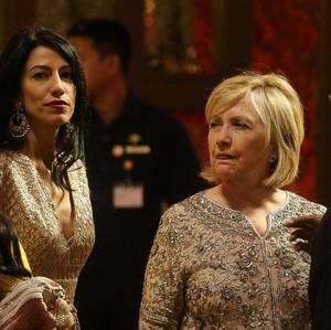 Saat Hillary Clinton Joget Bareng Shah Rukh Khan di Pernikahan Isha Ambani