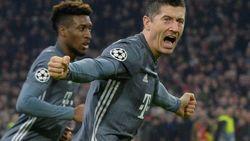 Lewandowski Tinggalkan Messi di Daftar Top Skorer Liga Champions