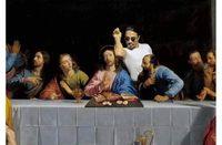 Tampilkan Salt Bae Dalam Lukisan 'The Last Supper', Jurnalis Yordania Ditangkap