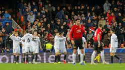 Hasil Liga Champions: Kalah di Markas Valencia, MU Runner-up Grup H