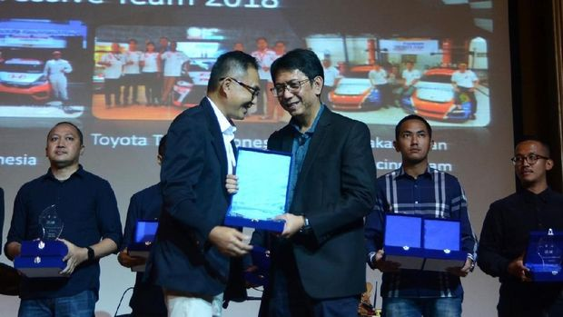 Musim Berakhir, ISSOM Bagi-Bagi Award untuk Para Pebalap