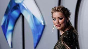 Amber Heard, Putri Atlantis Mantannya Iron Man