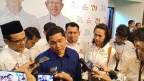 Soal Sandi Pulanglah, Erick Thohir: Bedakan Pemilu dan Sinetron