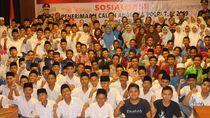 Generasi Milenial Gresik Diajak Jaga Indonesia, Begini Caranya