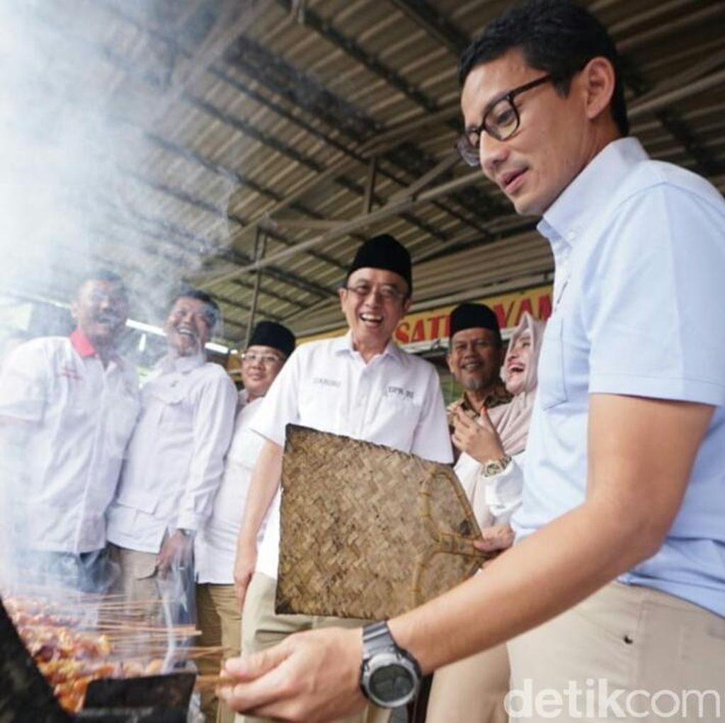 Ramai SandiwaraUno, PKS Ungkit Raja Jokowi yang Dipasang Pendukung