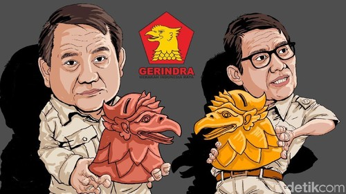 Penyawer Prabowo, Dari Ahok hingga Ustaz Heriansyah