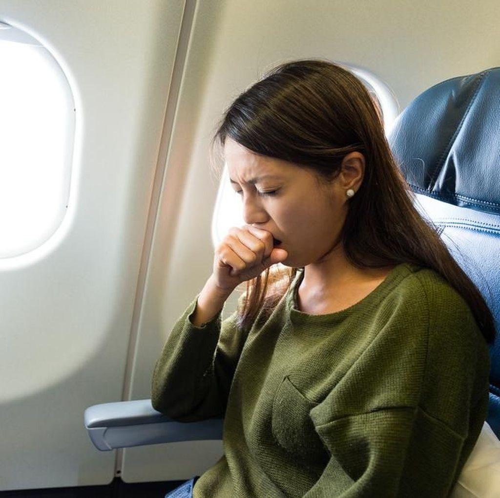 Orang dengan Kondisi Ini Sebaiknya Tidak Naik Pesawat Terbang