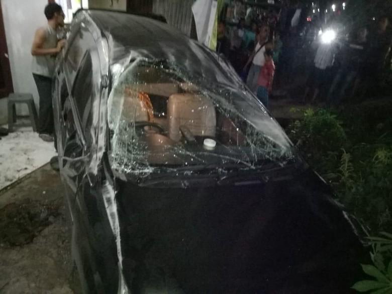 Kecelakaan Lalu Lintas di Jakbar, Seorang Perempuan Terluka
