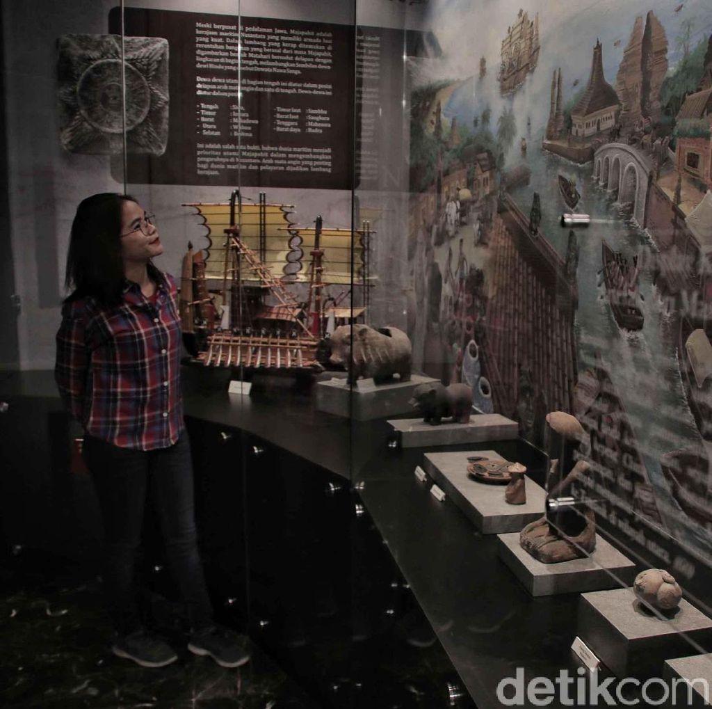 Mengintip Peradaban Masa Lalu Maritim Indonesia di Jakarta