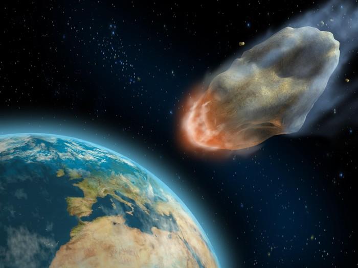 Misteri Meteor yang Jatuh ke Bumi 790 Ribu Tahun Lalu. Foto: blueplanetheart