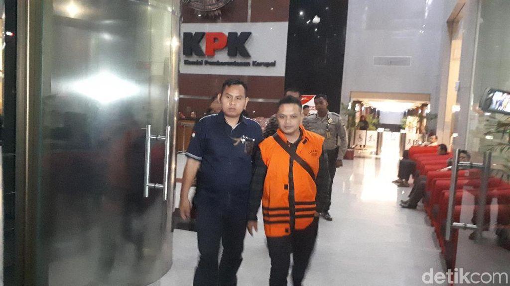 Kakak Ipar Bupati Cianjur Ditahan KPK