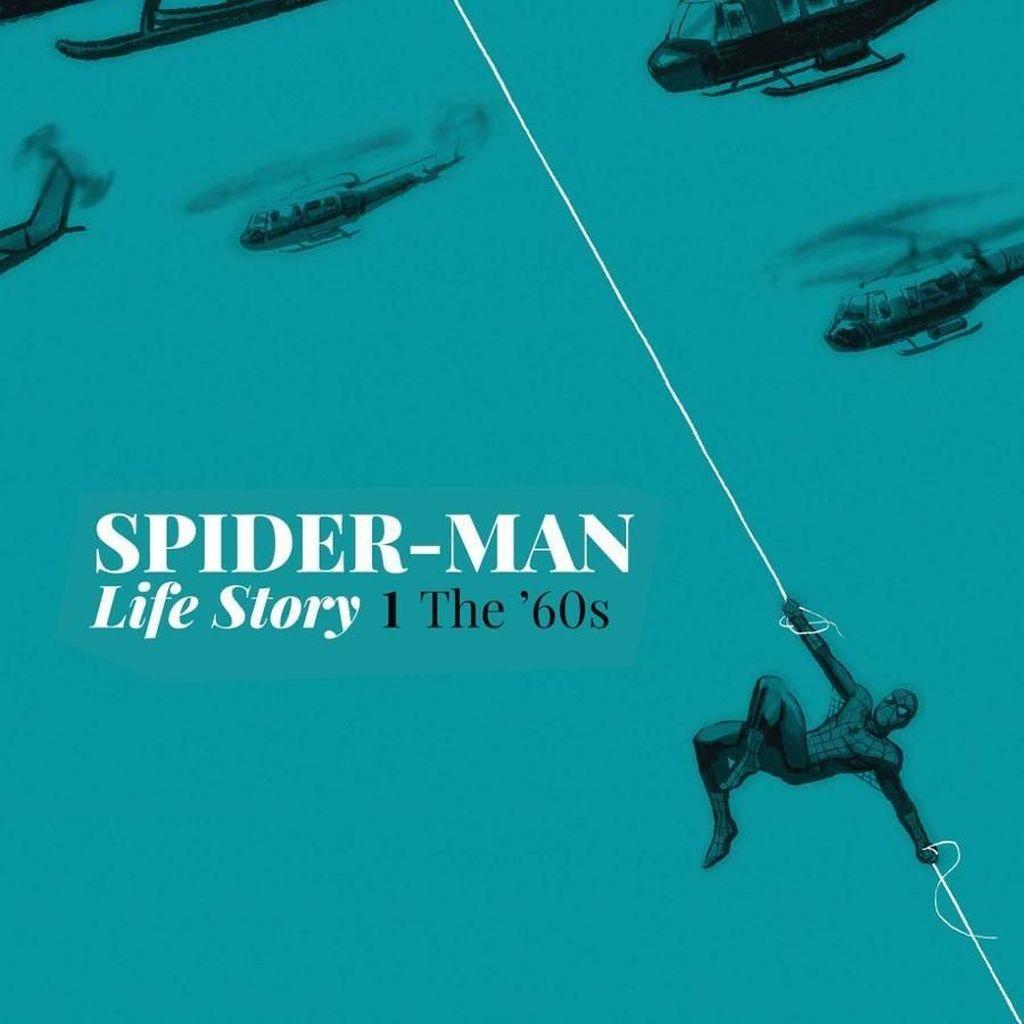 Terbit Maret 2019, Spider-Man Muncul dari Era 1966