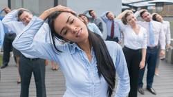 Banyak Duduk Bisa Mematikan, Bagaimana Nasib Pekerja Kantoran?