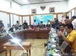 Bahas DPT, KPU Rapat dengan Parpol dan Bawaslu