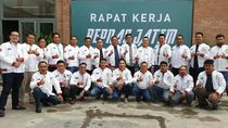 Repnas Jatim Jaring Suara UMKM dan Pengusaha Muda untuk Jokowi