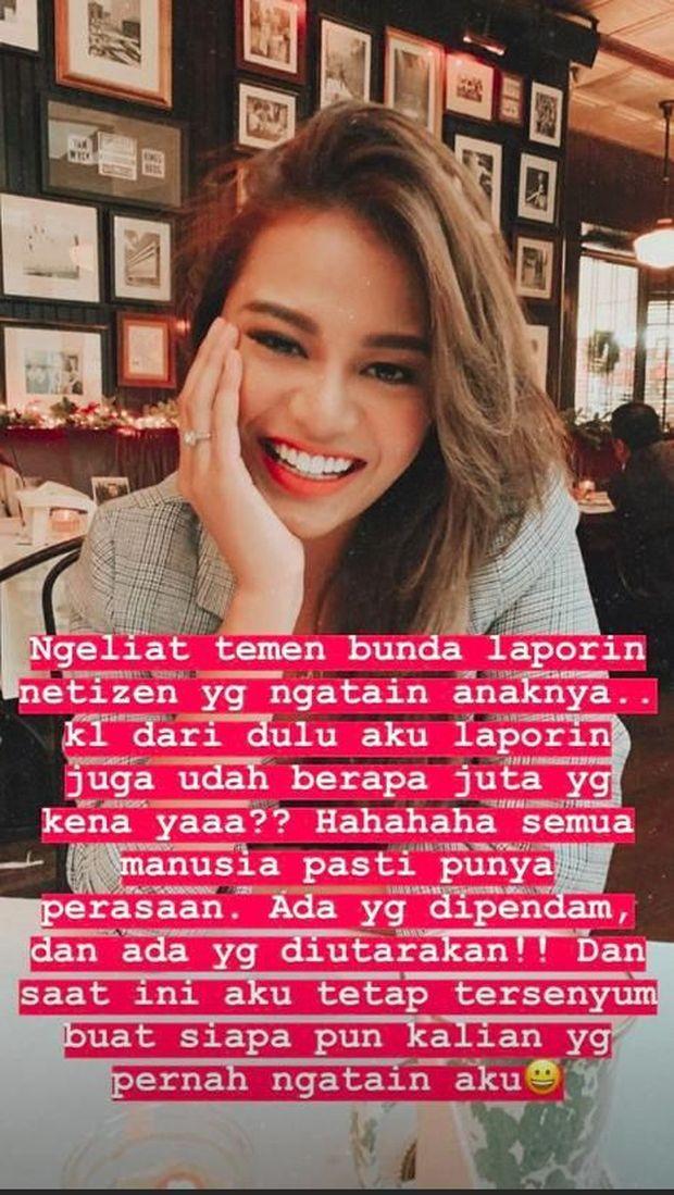 Sering Dibully, Aurel Hermansyah Balas dengan Senyuman