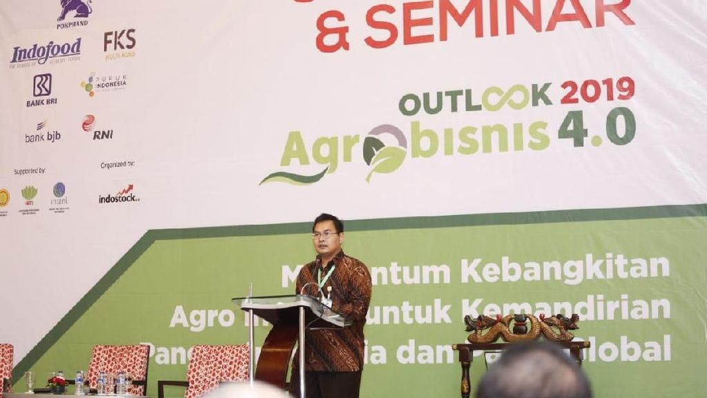 Kementan Beberkan Strategi Hadapi Industri 4.0 di Sektor Pertanian