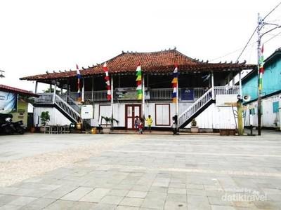 Wisata Sejarah di Kampung Arab Palembang