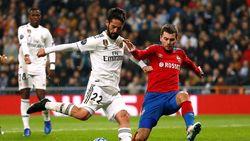 Hasil Liga Champions: Real Madrid Dipermalukan CSKA Moskow 0-3