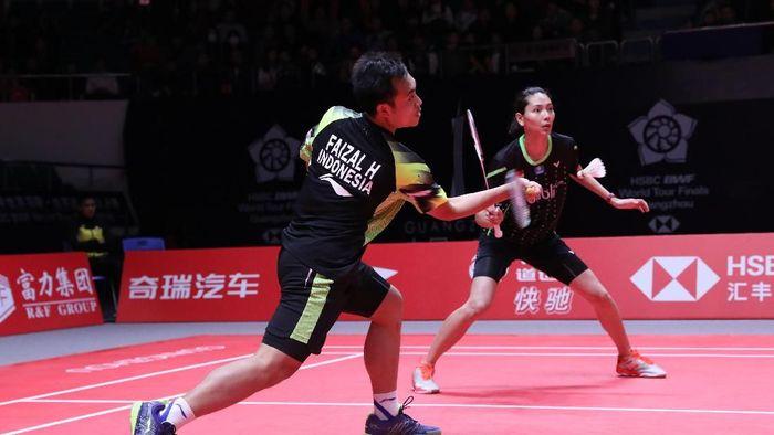 Hafiz/Gloria kalah, Indonesia tanpa wakil di semifinal BWF World Tour Finals 2018 (dok.PB PBSI)