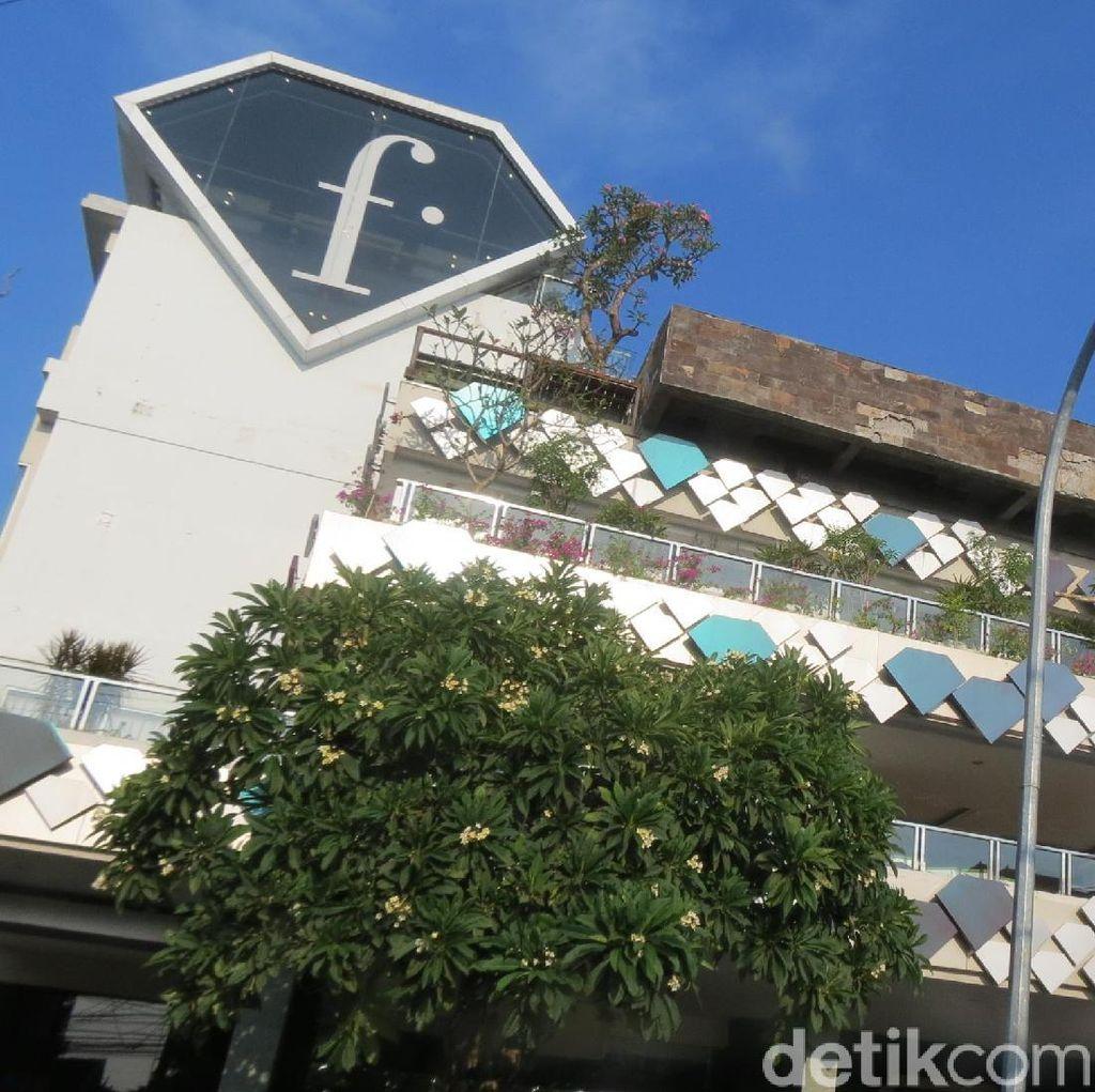 Foto: Fashion Hotel Legian yang Unik Bertema Permata