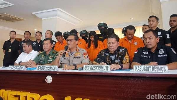 Pengeroyok Anggota TNI di Ciracas Terancam 5 Tahun Penjara