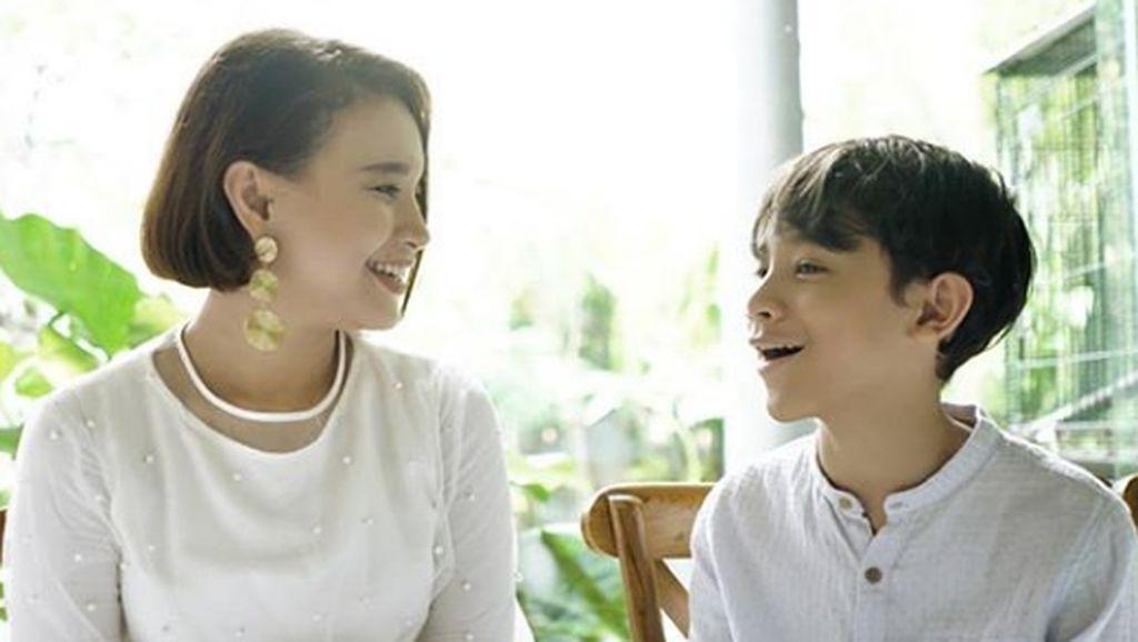 Pesan Anak untuk Rossa Jika Mau Menikah Lagi