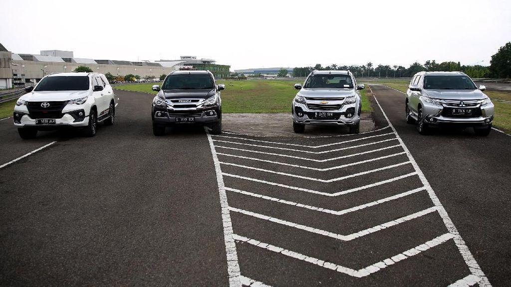Dear Bupati Pandeglang, Nih Mobil 4x4 yang Tak Sampai Rp 1,9 M
