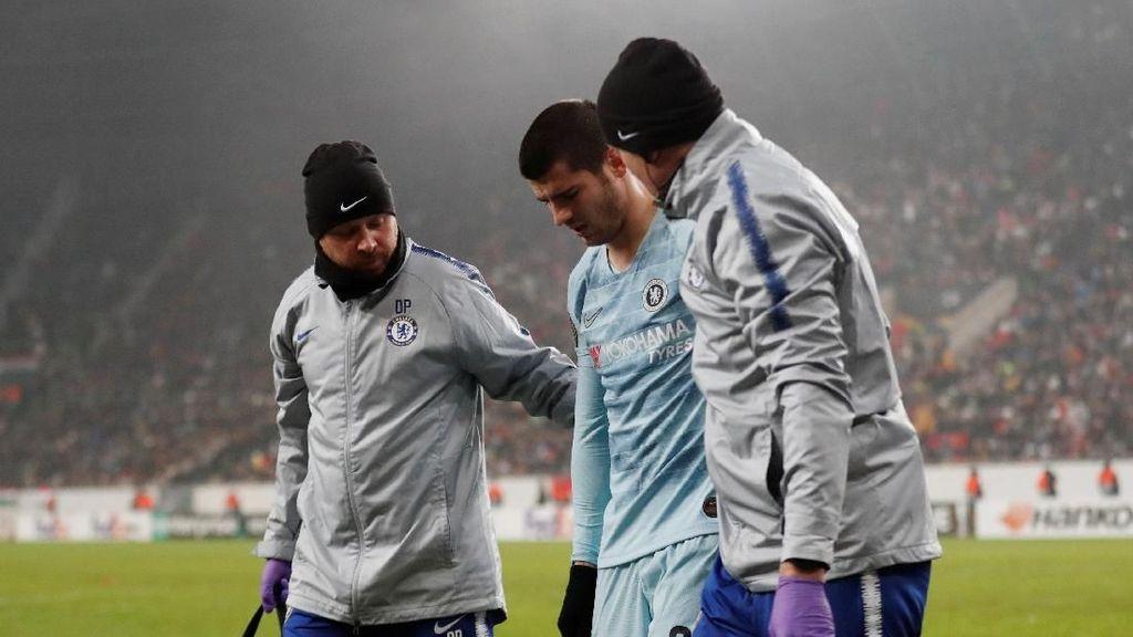 Morata Jadi Korban Hasil Imbang Chelsea di Markas Vidi