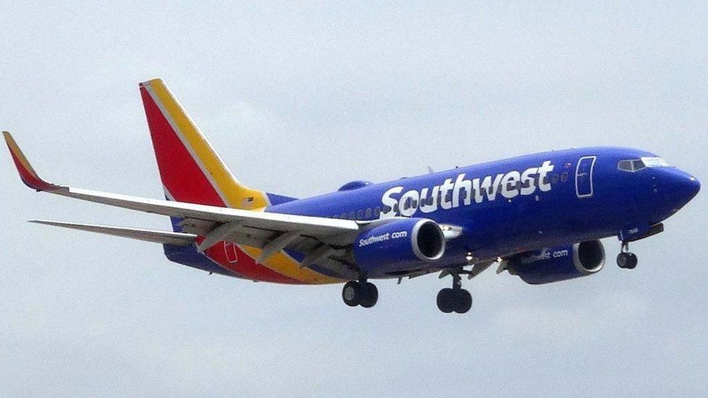 Jantung Manusia Tertinggal, Southwest Airlines Harus Kembali ke Bandara