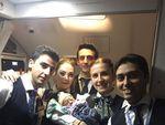 Penumpang Ini Lahirkan Bayinya dalam Penerbangan ke Istanbul