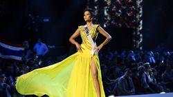Diledek Miss USA Tak Bisa Bahasa Inggris, Begini Tanggapan Miss Vietnam