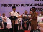Jokowi soal Dana Desa Rp 70 T: Jangan Sampai Uang Balik ke Jakarta