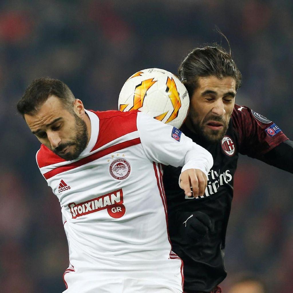 Milan Tersingkir dari Liga Europa