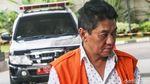 Inilah Tampang Lesu Para Tersangka Korupsi di PN Jaksel