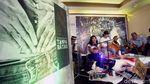 Aksi Slank di Pameran Buku Foto Tanpa Batas