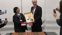 Kerja Sama Perubahan Iklim Indonesia-Norwegia Masuki Fase ke-3