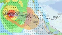 Badai Owen dengan Kecepatan 200 Km/Jam Terjang Queensland