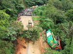 Longsor di Padang, 1 Orang Tewas dan 5 Orang Terluka