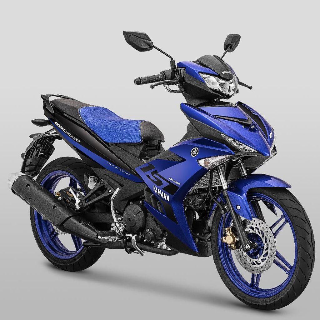 Muka Baru Yamaha MX King 150